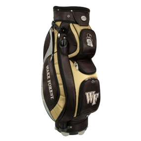 Wake Forest Demon Deacons Letterman's Club II Cooler Cart Bag