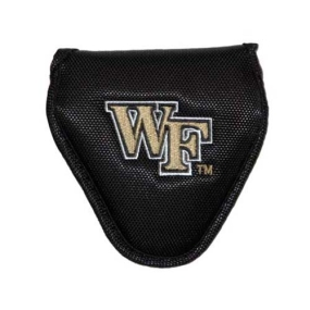 Wake Forest Demon Deacons Mallet Putter Cover