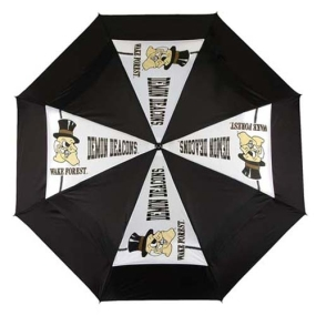 Wake Forest Demon Deacons Golf Umbrella