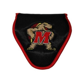 Maryland Terrapins Mallet Putter Cover
