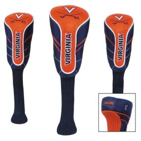 Virginia Cavaliers Nylon Golf Headcovers