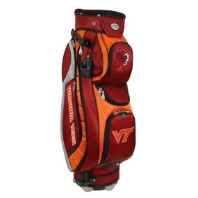 Virginia Tech Hokies Letterman's Club II Cooler Cart Golf Bag