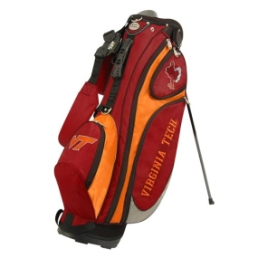 Virginia Tech Hokies GridIron Stand Golf Bag