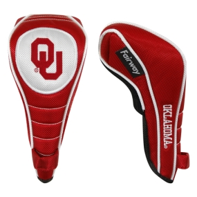 Oklahoma Sooners Fairway Headcover
