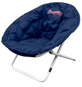 Atlanta Braves Sphere Chair