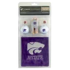 Kansas State Wildcats Golf Gift Set