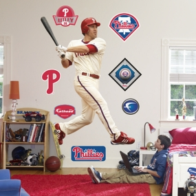 Chase Utley Fathead