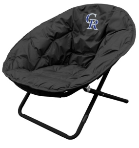 Colorado Rockies Sphere Chair