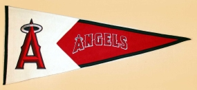 Anaheim Angels Vintage Classic Pennant