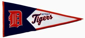 Detroit Tigers Vintage Classic Pennant