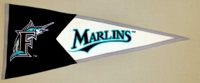 Florida Marlins Vintage Classic Pennant
