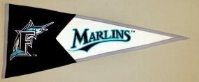 Florida Marlins Vintage Classic Pennant