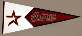 Houston Astros Vintage Classic Pennant