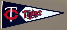 Minnesota Twins Vintage Classic Pennant