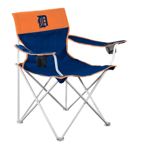 Detroit Tigers Big Boy Tailgating Chair