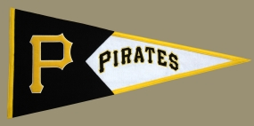 Pittsburgh Pirates Vintage Classic Pennant