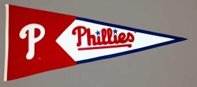 Philadelphia Phillies Vintage Classic Pennant