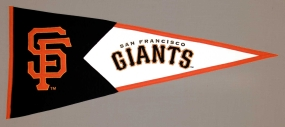 San Francisco Giants Vintage Classic Pennant