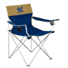 Milwaukee Brewers Big Boy Tailgating Chair