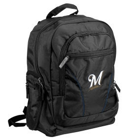 Milwaukee Brewers Stealth Backpack