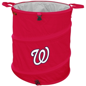 Washington Nationals Trash Can Cooler