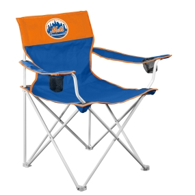 New York Mets Big Boy Tailgating Chair