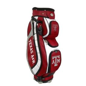 Texas A&M Aggies Letterman's Club II Cooler Cart Golf Bag