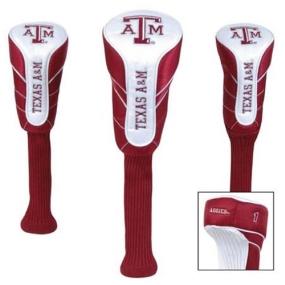 Texas A&M Aggies Nylon Golf Headcovers