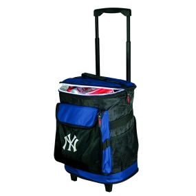 New York Yankees Rolling Cooler