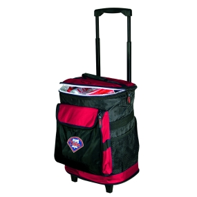 Philadelphia Phillies Rolling Cooler