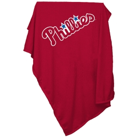 Philadelphia Phillies Sweatshirt Blanket