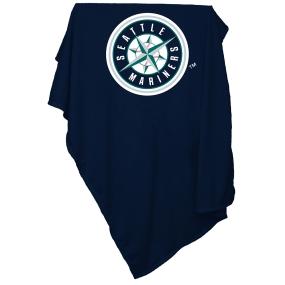 Seattle Mariners Sweatshirt Blanket