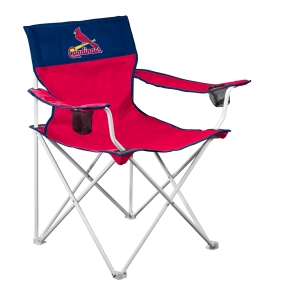 St. Louis Cardinals Big Boy Tailgating Chair