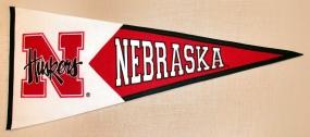 Nebraska Cornhuskers Classic Pennant
