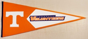 Tennessee Volunteers Classic Pennant