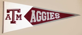 Texas A&M Aggies Classic Pennant