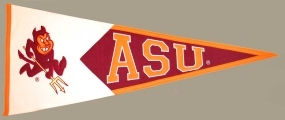 Arizona State Sun Devils Classic Pennant