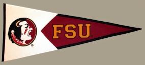 Florida State Seminoles Classic Pennant