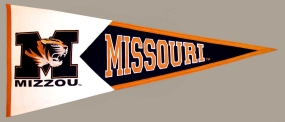 Missouri Tigers Classic Pennant