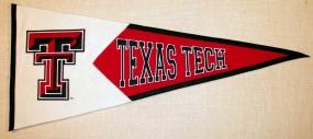 Texas Tech Red Raiders Classic Pennant