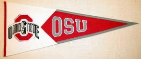 Ohio State Buckeyes Classic Pennant