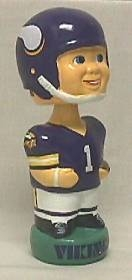 Minnesota Vikings Bobble Head