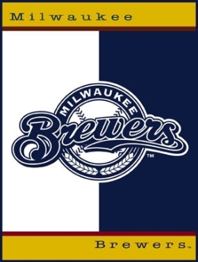 Milwaukee Brewers All Star Fleece Blanket/Throw