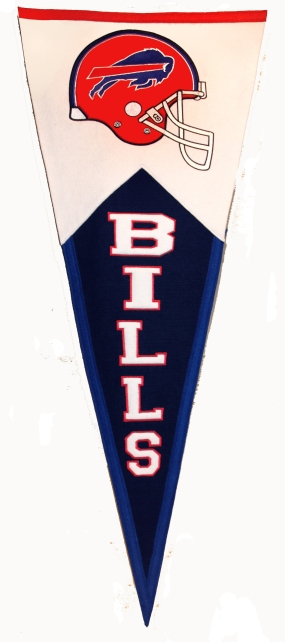 Buffalo Bills Classic Classic Pennant