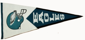 Philadelphia Eagles Classic Pennant