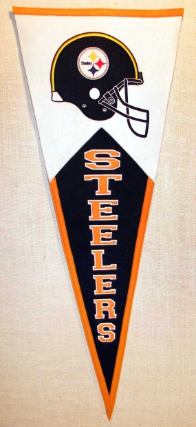 Pittsburgh Steelers Classic Pennant