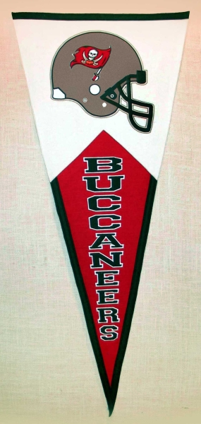 Tampa Bay Buccaneers Classic Pennant