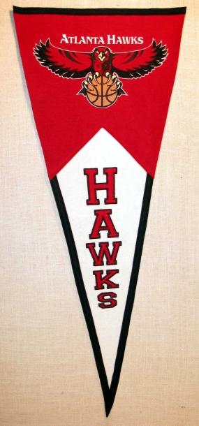 Atlanta Hawks Classic Pennant