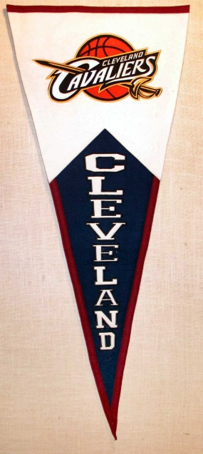 Cleveland Cavaliers Classic Pennant
