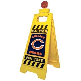 Chicago Bears Fan Zone Floor Stand
